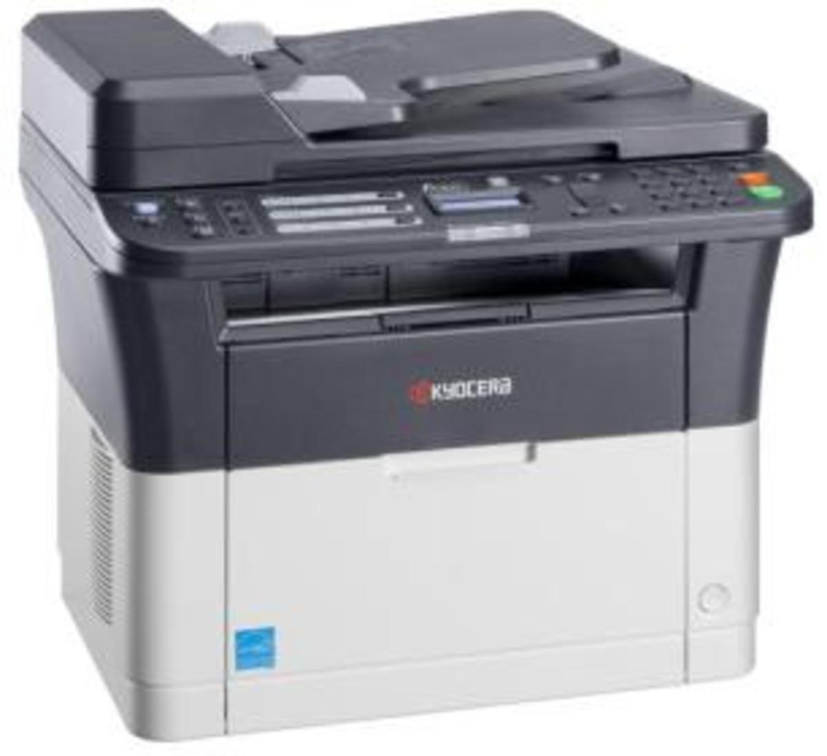 Kyocera FS1325 MFP Multifunction Mono-Laser Printer