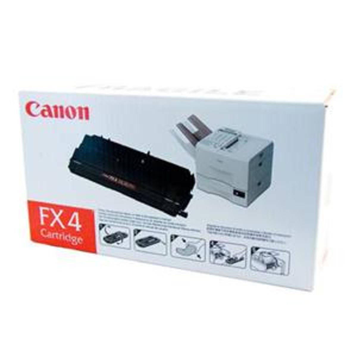 Canon FX-4 Black Toner Cartridge
