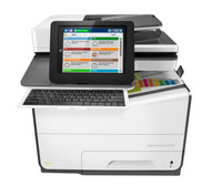 HP PageWide Enterprise MFP 586z
