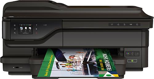 HP Officejet 7612 Inkjet Printer