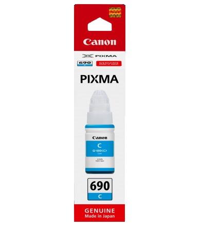 Canon GI690C Cyan Ink Cartridge (Original)
