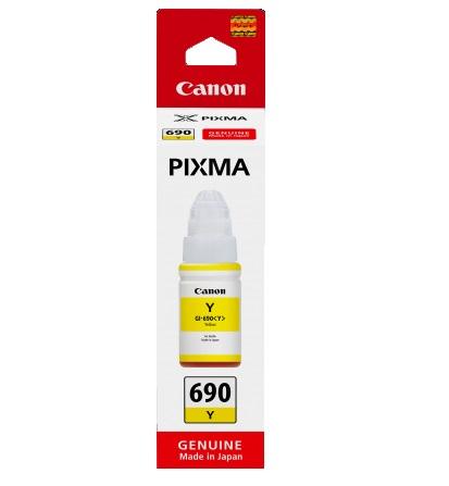 Canon GI690Y Yellow Ink Cartridge (Original)