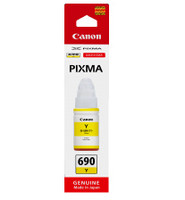 Canon GI690Y Yellow Ink Cartridge (Original)
