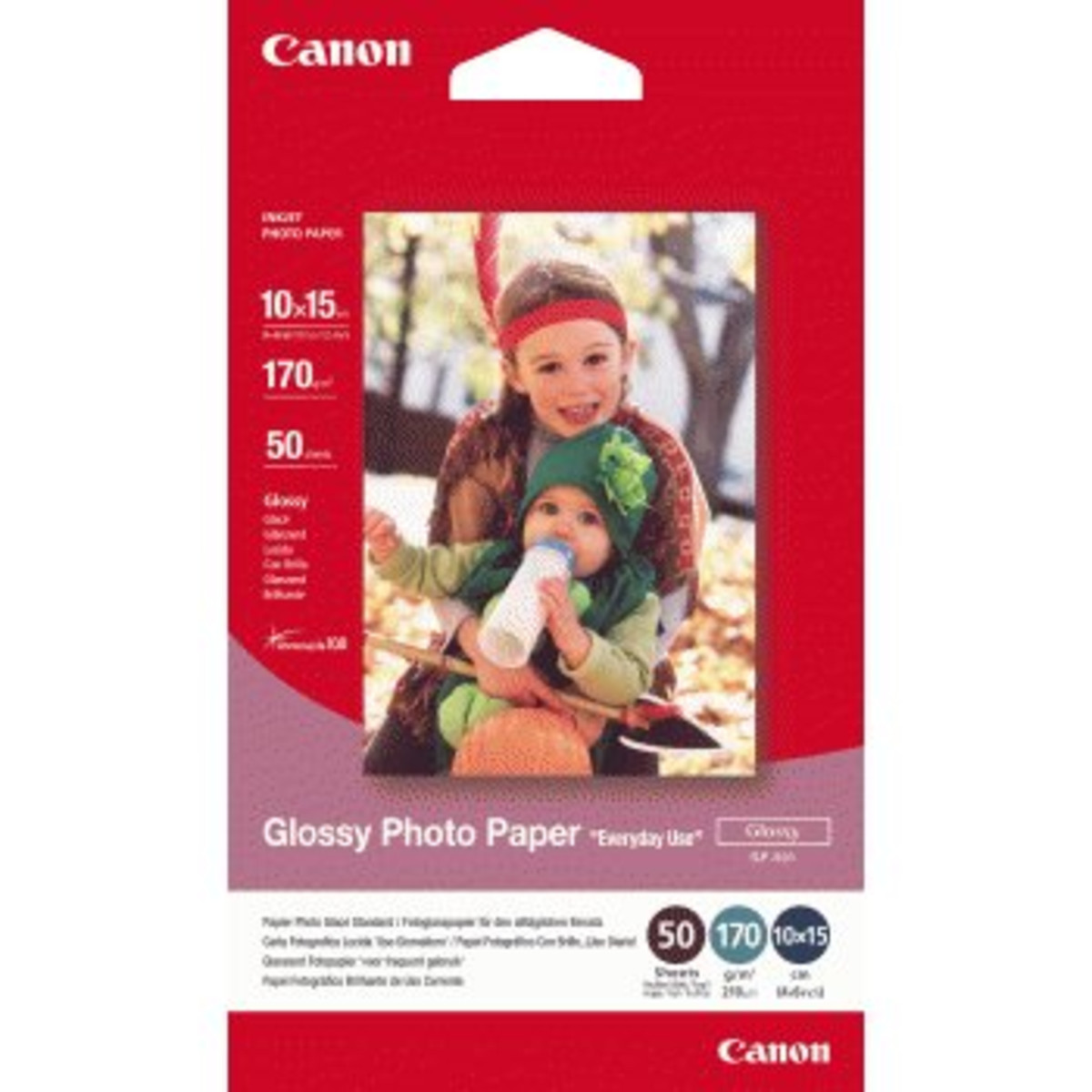 Canon Glossy Photo Paper (4 x 6