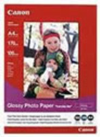 Canon Glossy Photo Paper A4 100 Sheets - 170gsm