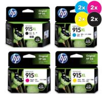 HP 915XL High Yield Bundle Pack