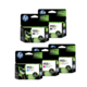 HP No. 955XL High Yield Bundle Five Pack - Contains 2 x Blk, 1 x C, M, Y