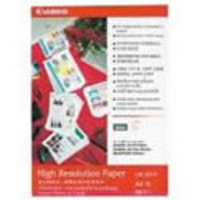 Canon HR-101NA450 High Resolution Paper A4 50 Sheets