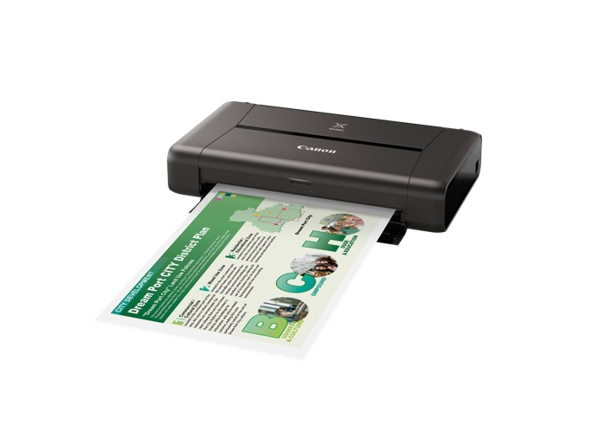 Canon IP110 Portable Inkjet Printer