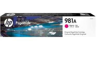 HP 981A Magenta Ink Cartridge (Original)