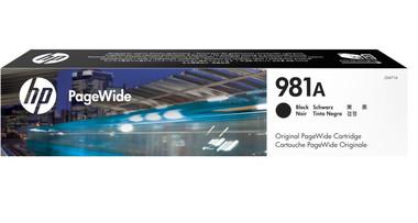 HP 981A Black Ink Cartridge (Original)