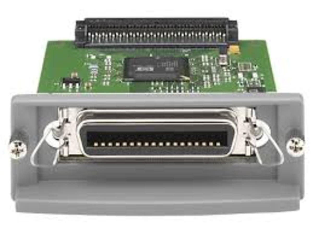 HP 1284B Parallel EIO Card