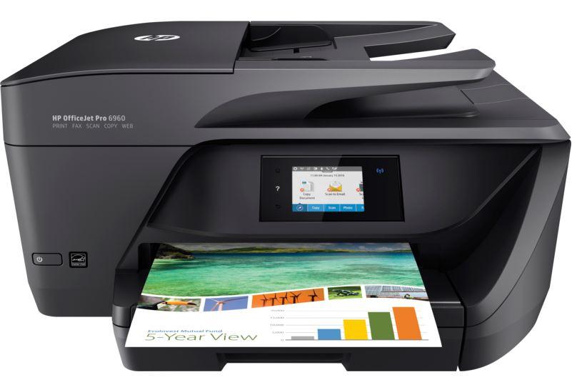 HP Officejet Pro 6960 Colour Inkjet Printer