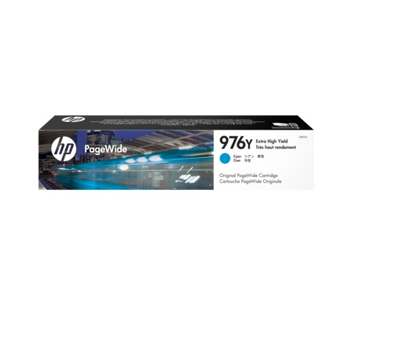HP 976Y Cyan Ink Cartridge (Original)