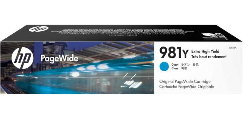 HP 981Y Cyan Ink Cartridge (Original)