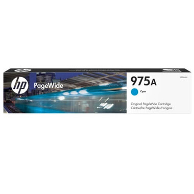 HP 975A Cyan Ink Cartridge (Original)