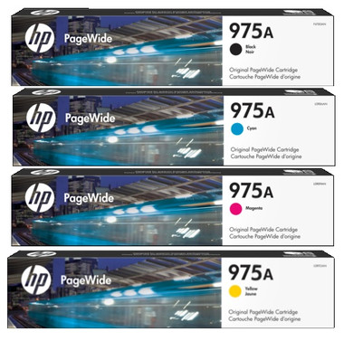 HP No. 975A PageWide Bundle Pack