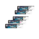 HP 975A Ink Cartridge Value Pack - Includes: [2 x Black, 1 x Cyan, Magenta, Yellow]