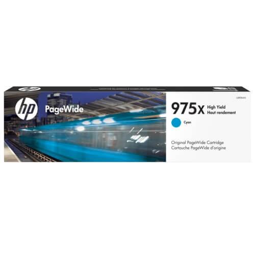HP 975X Cyan Ink Cartridge (Original)