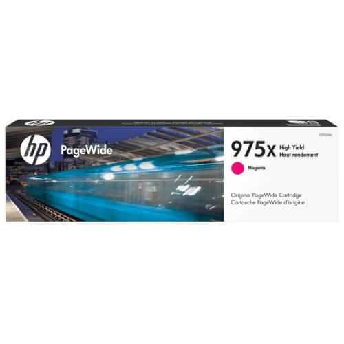 HP 975X Magenta Ink Cartridge (Original)