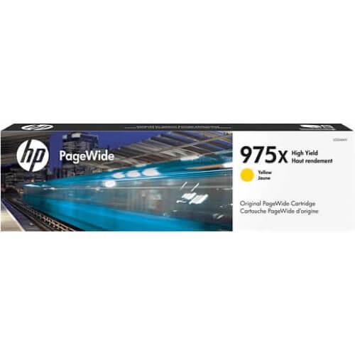 HP 975X Yellow Ink Cartridge (Original)