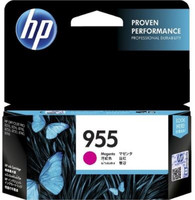 HP 955 (L0S54AA) Magenta Inkjet Cartridge