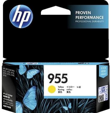 HP 955 Yellow Ink Cartridge (Original)
