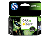 HP 955XL (L0S69AA) Yellow Inkjet Cartridge