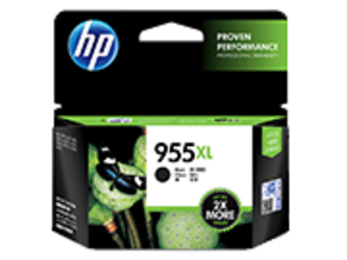 HP 955XL (L0S72AA) Black Inkjet Cartridge