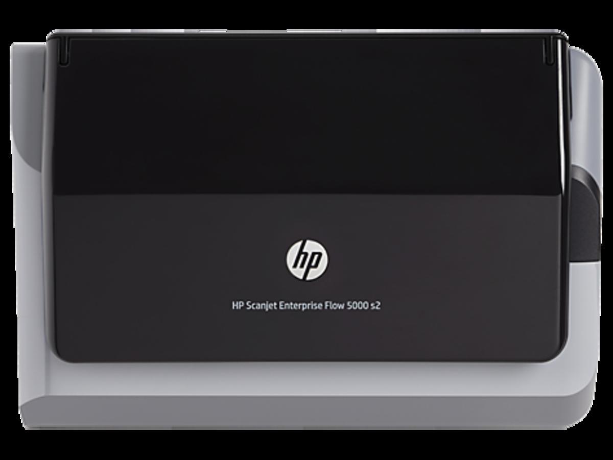 HP Scanjet Enterprise Flow 5000 Sheet-feed Scanner