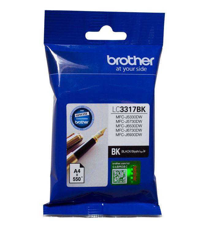 Brother LC3317 Black Ink Cartridge (Original)