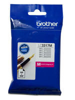 Brother LC-3317M Magenta Ink Cartridge