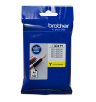 Brother LC-3317Y Yellow Ink Cartridge