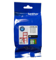 Brother LC-3319XLBK Black Ink Cartridge - High Yield
