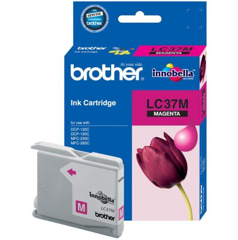 Brother LC37 Magenta Ink Cartridge (Original)