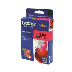 Brother LC38 Magenta Ink Cartridge (Original)