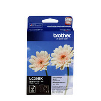 Brother LC-39BK Black Ink Cartridge
