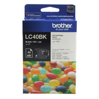 Brother LC-40B Black Ink Cartridge