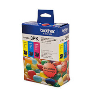 Brother LC-40CMY Colour Cartridges - Multi Pack