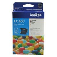 Brother LC40 Cyan Ink Cartridge (Original)
