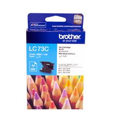 Brother LC73 Cyan Ink Cartridge (Original)