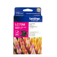 Brother LC-73M Magenta Ink Cartridge