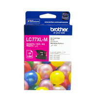 Brother LC-77XL Magenta Ink Cartridge - High Yield