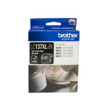 Brother LC137XL Black Ink Cartridge (Original)
