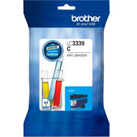 Brother LC3339XL Cyan Ink Cartridge