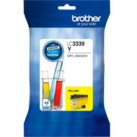 Brother LC3339XL Yellow Ink Cartridge