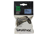 Brother MK531 Labelling Tape - Black on Blue M Tape 12mm