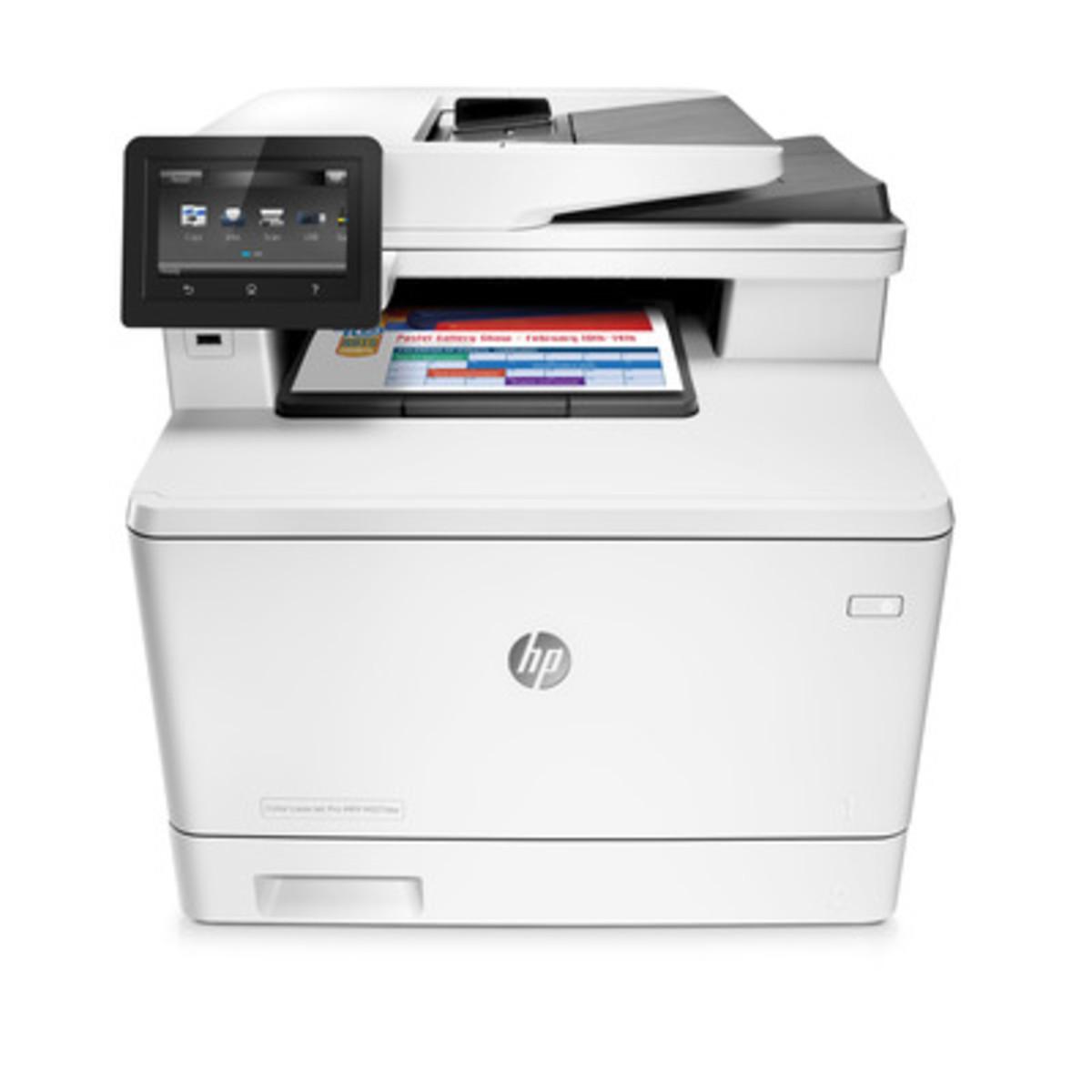 HP Color LaserJet Pro MFP M377dw Printer
