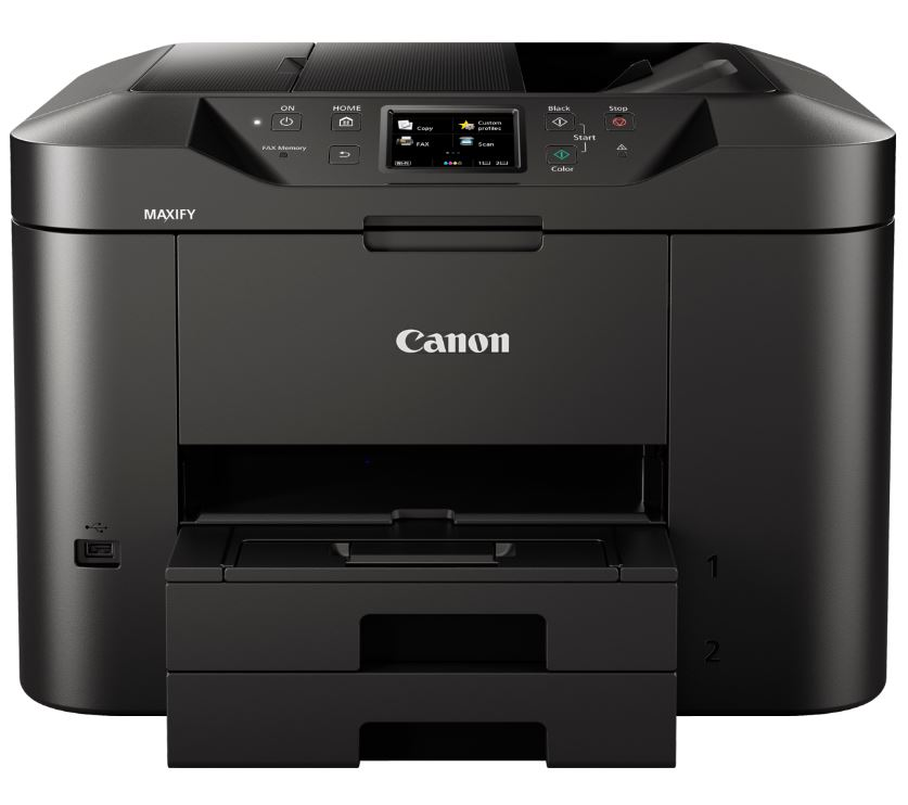 Canon MAXIFY MB2760 All-in-One Inkjet Printer