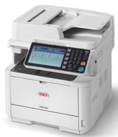 OKI MB492 Laser Printer